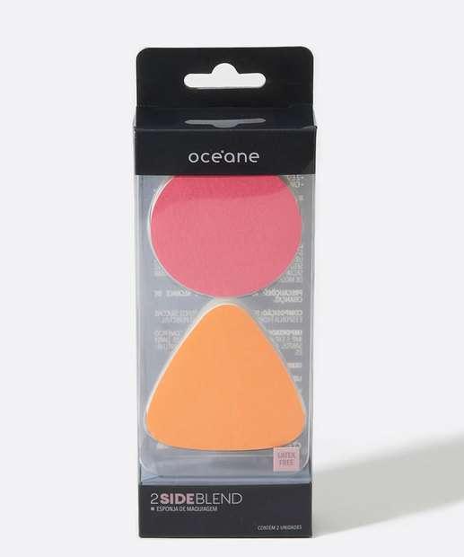 Image_Kit 2 Esponja Para Maquiagem Side Blend Océane