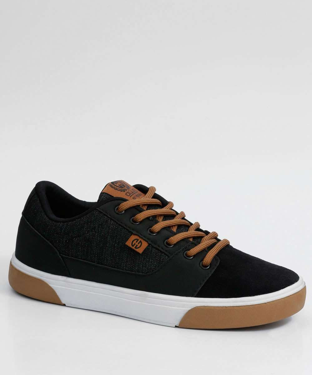 Tênis Masculino Casual Fusion Ollie