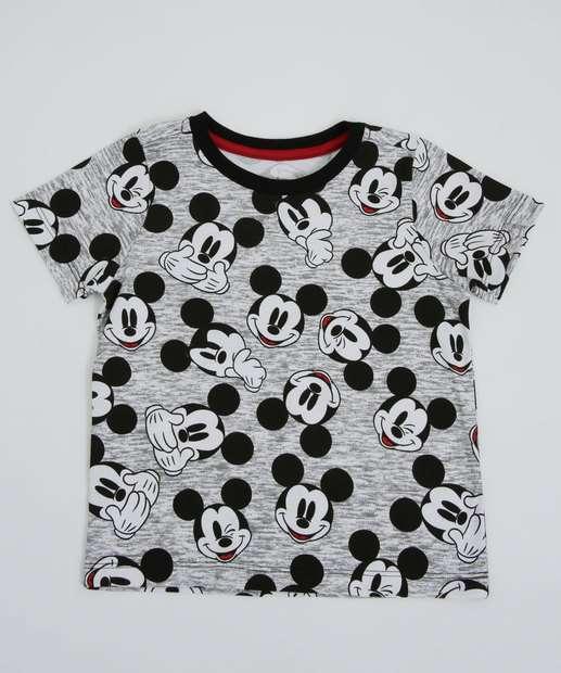 Image_Camiseta Infantil Mickey Disney Tam 1 a 4