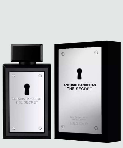Image_Perfume Masculino Antonio Banderas The Secret - Eau de Toilette 200ml