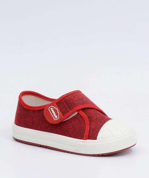 Image_Tênis Infantil Bebê Casual Velcro Pimpolho