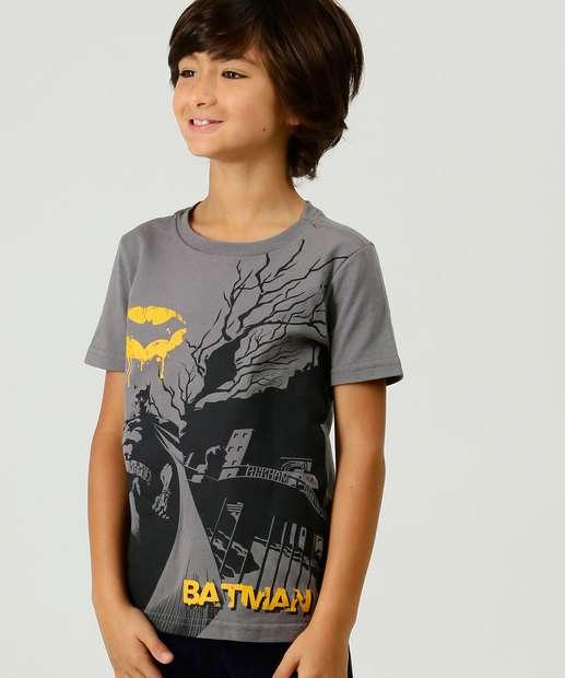 Image_Camiseta Infantil Estampa Batman Liga da Justiça Tam 4 a 10