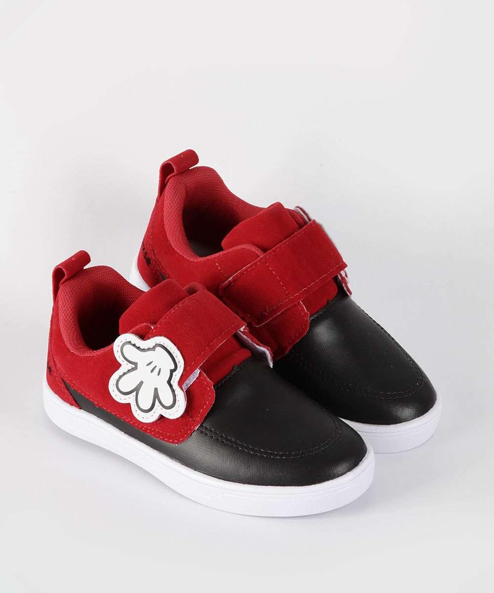 5ca3dc7e19 Tênis Infantil Mickey Mouse Disney 252