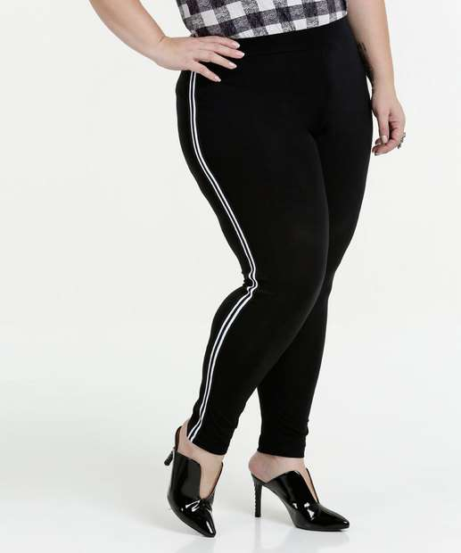 Image_Calça Feminina Legging Plus Size Luktal