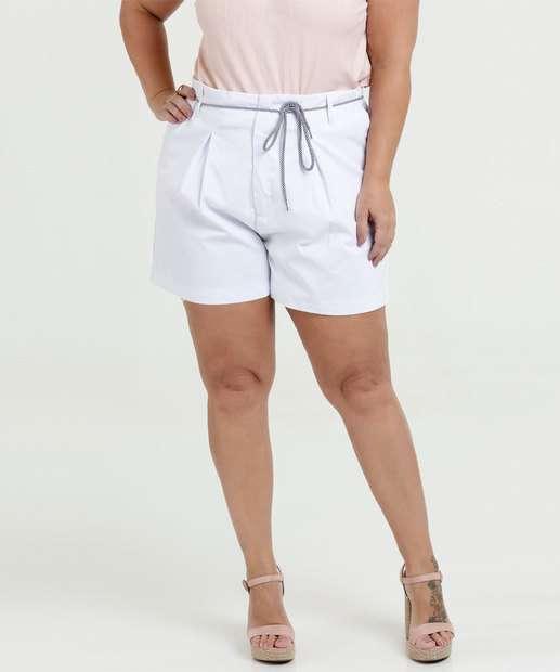 Image_Bermuda Feminina Sarja Cinto Plus Size Razon
