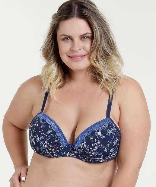 Image_Sutiã Feminino Com Base Estampa Floral Plus Size Marisa