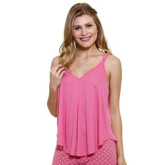 Image_Pijama blusa feminina avulsa com alças Marisa
