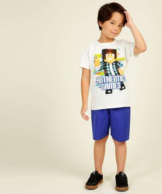 Image_Conjunto Infantil Manga Curta Authentic Games Tam 4 a 10
