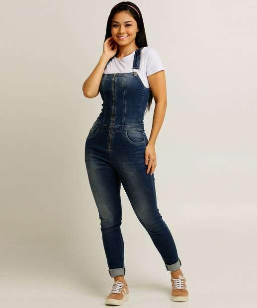 Image_Macacão Feminino Skinny Zune Jeans