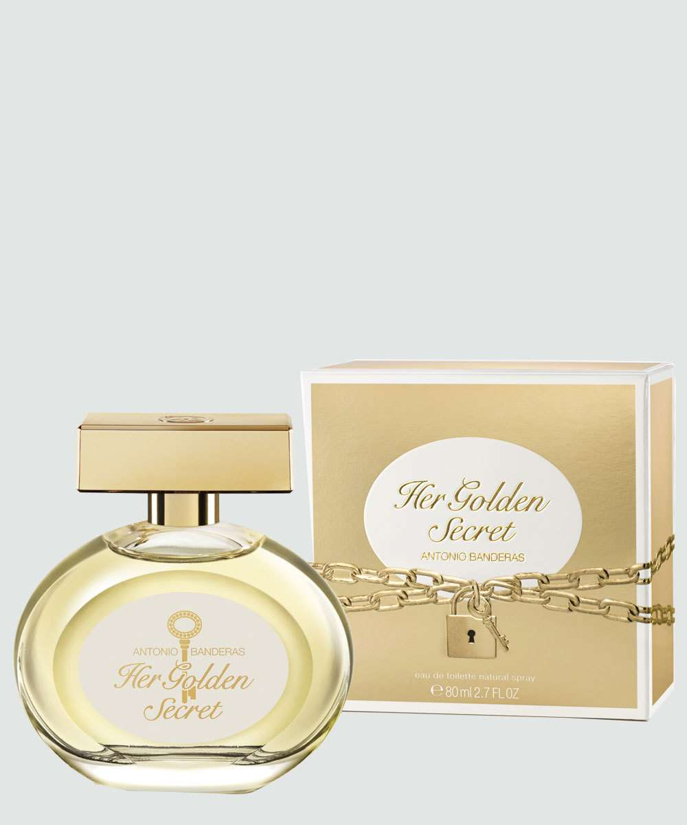 b6ef41be8 Perfume Feminino Antonio Banderas Her Golden Secret - Eau de Toilette 80ml