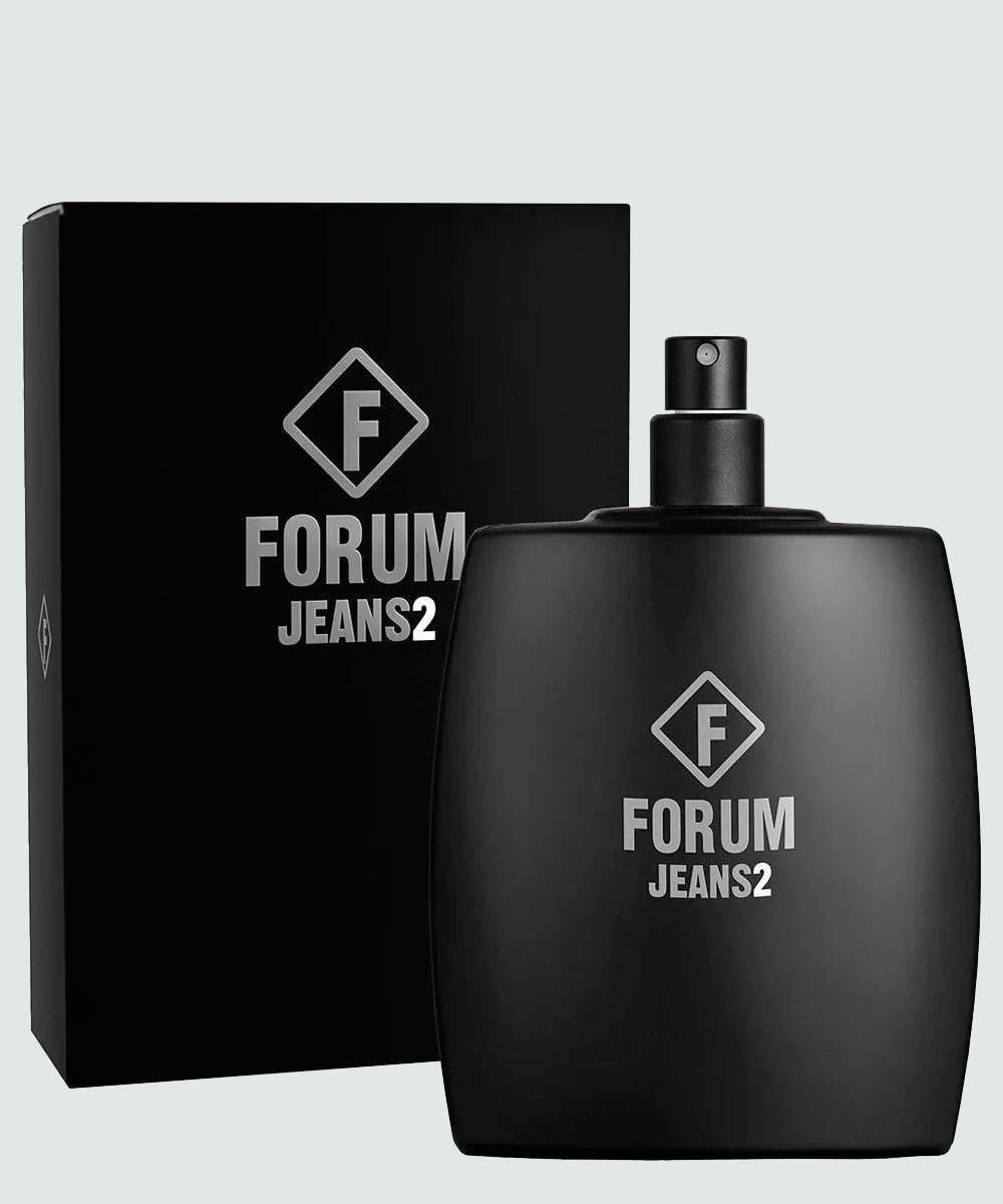 Perfume Unissex Jeans 2 Forum Beauty - Deo Colônia 100ml