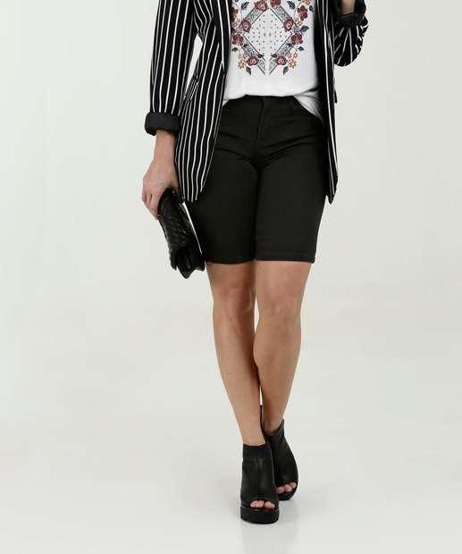 Image_Bermuda Feminina Jeans Stretch Bolsos Marisa