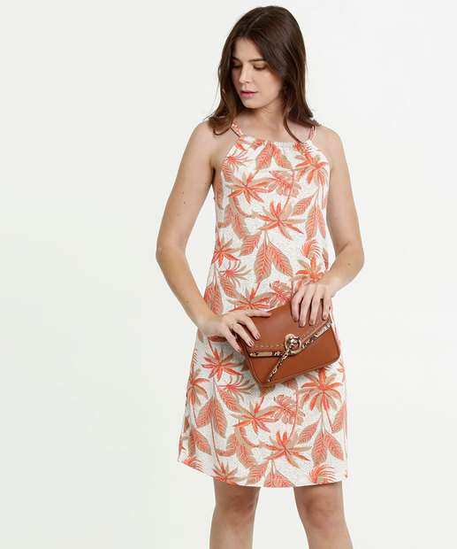 Image_Vestido Feminino Estampa Tropical High Neck Marisa