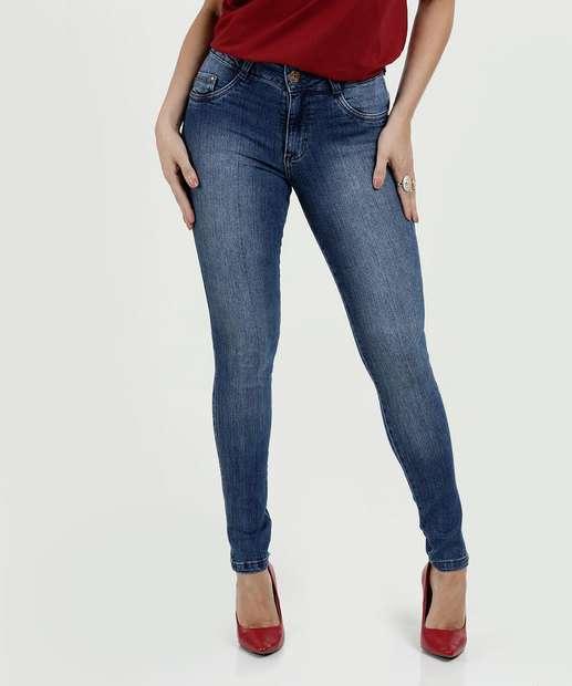 Image_Calça Feminina Jeans Skinny Strech Biotipo