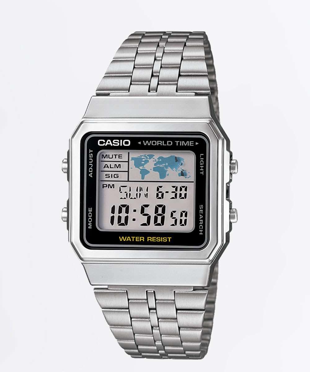 6513ae05a08 Relógio Masculino Digital Casio A500WA1DF