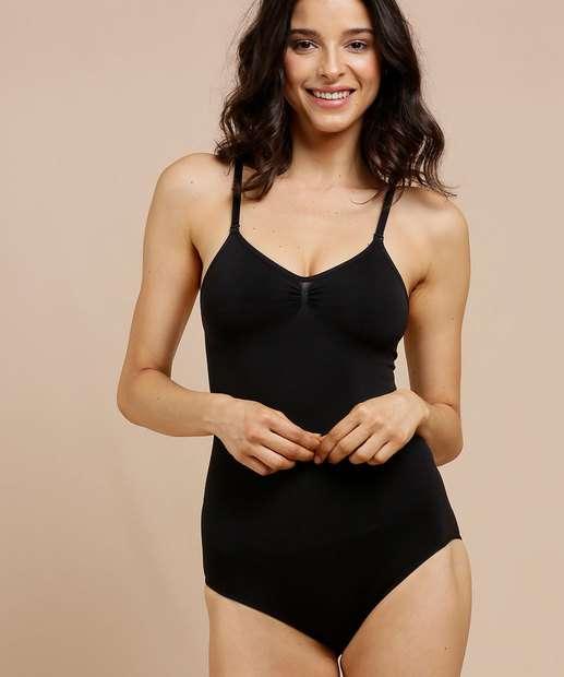 Image_Body Feminino Modelador Multifuncional Sem Bojo Hanes