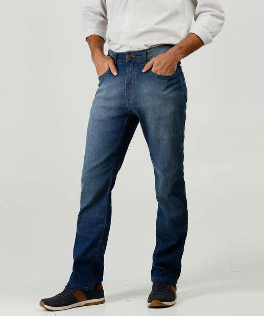 Image_Calça Masculina Jeans Reta Bolsos MR