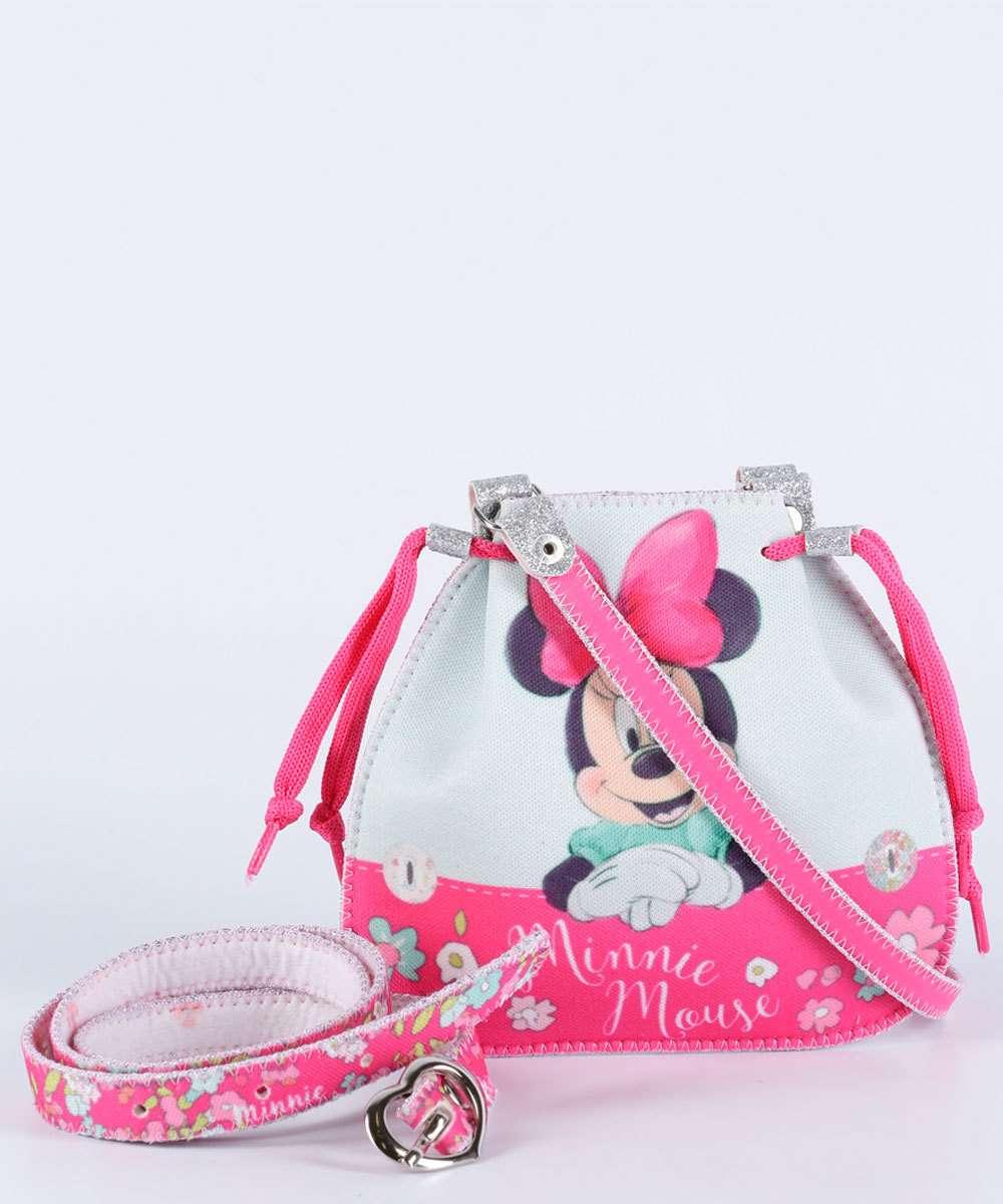 Image_Kit Bolsa Infantil Minnie Cinto Disney