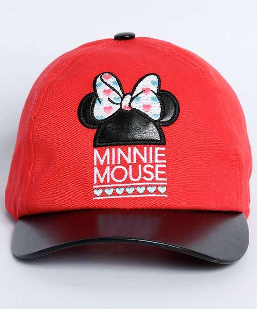 Image_Boné Infantil Minnie Disney