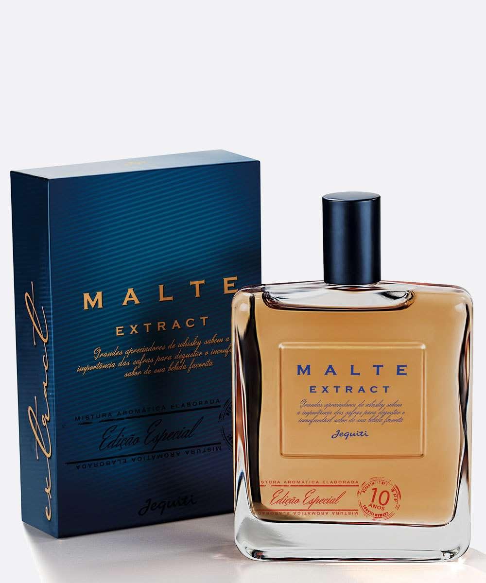 Colônia Desodorante Masculina Malte Extract Jequiti 100ml