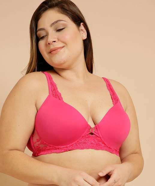Image_ Sutiã Plus Size Feminino Com Base Sem Bojo