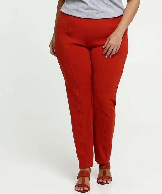 Image_Calça Feminina Legging Plus Size