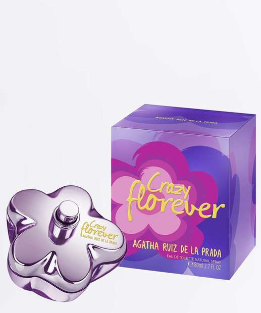 Image_Perfume Feminino Crazy Florever Agatha Ruiz de La Prada 80ml