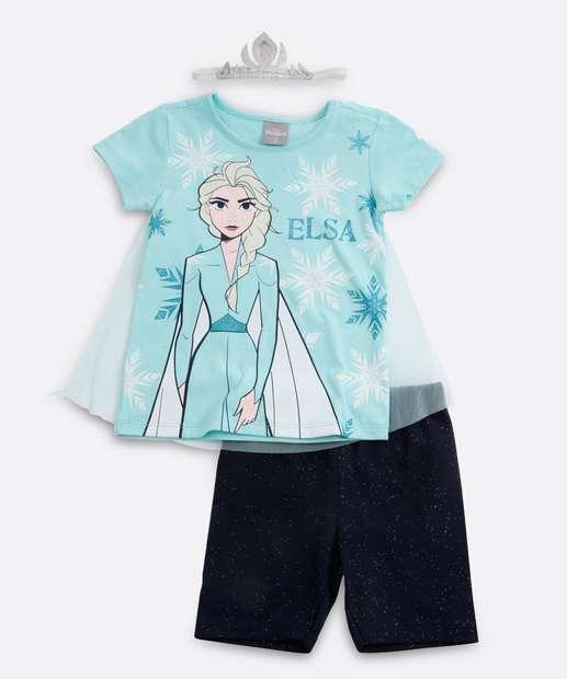Image_Conjunto Infantil Estampa Frozen Brinde Disney