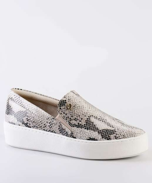 Image_Tênis Feminino Slip On Estampa Animal Print Bottero