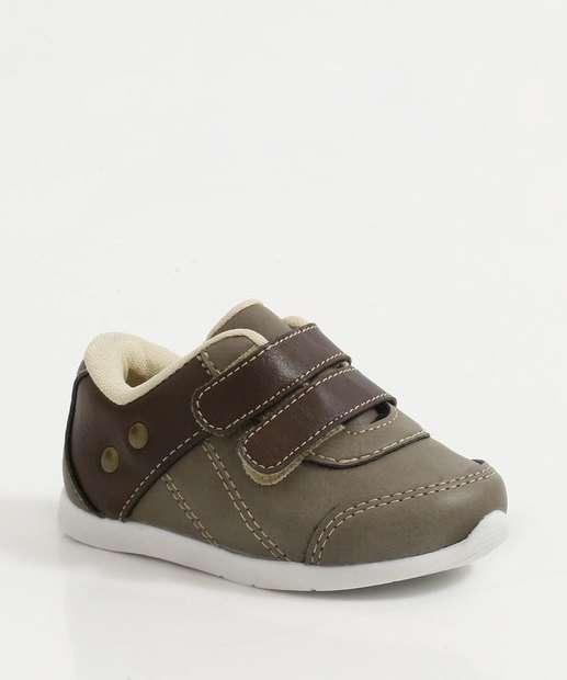Image_Tênis Infantil Bebê Recorte Velcro