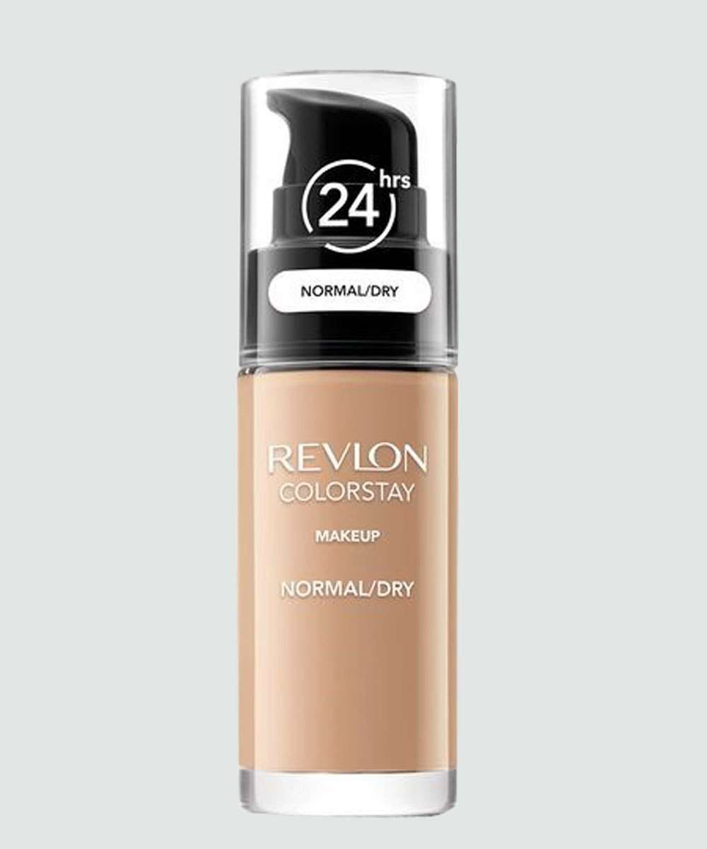 Base Líquida Colorstay Pump Normal Dry Skin Revlon - True Beige