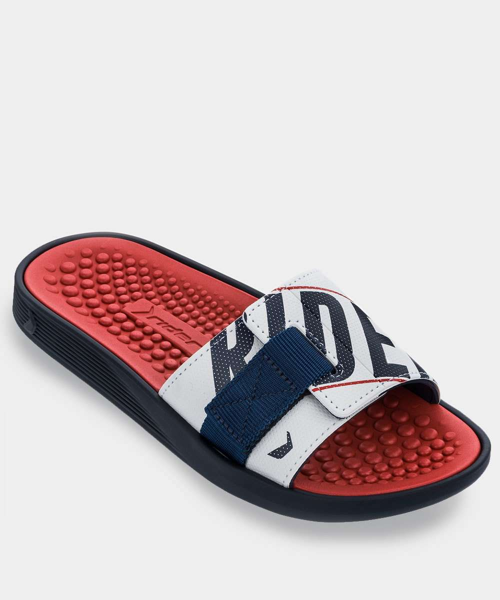Chinelo Masculino Slide Infinity Fuse Rider