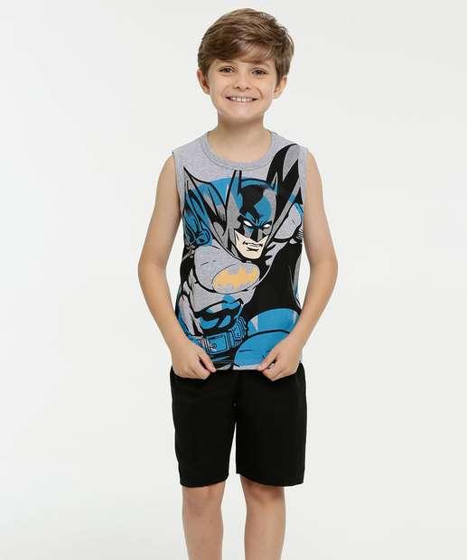 Image_Conjunto Infantil Estampa Batman Regata Liga da Justiça