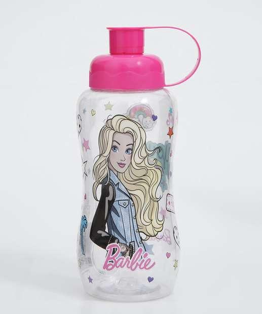 Image_Garrafa Infantil Barbie 550ml Plasduran