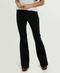 Calça Feminina Jeans Flare Marisa