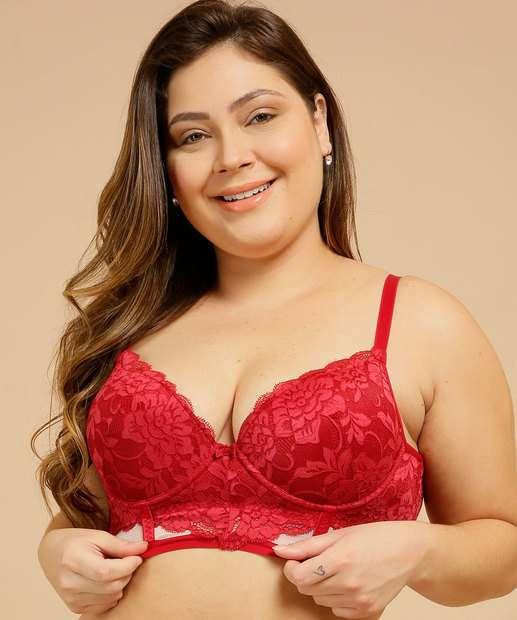 Image_Sutiã Plus Size Feminino Top Corpete Renda Marisa