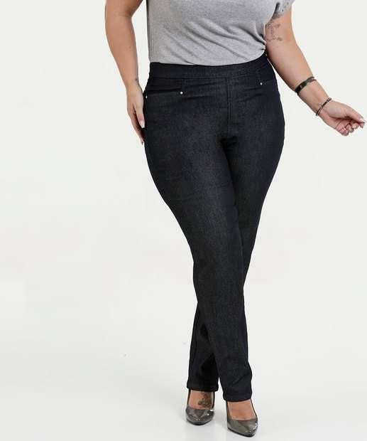 Image_Calça Feminina Jeans Skinny Plus Size Marisa
