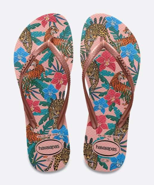 Image_Chinelo Havaianas Feminino Slim Tropical