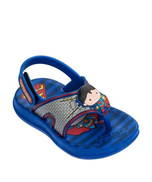 Image_Sandália Infantil Super Homem Grendene Kids 21801