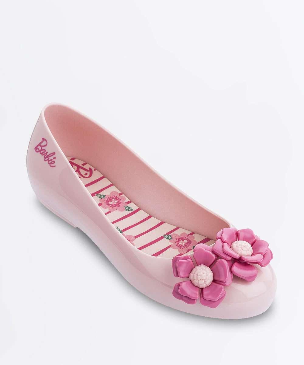 a23eeb5b094 Sapatilha Infantil Barbie Spring Grendene Kids
