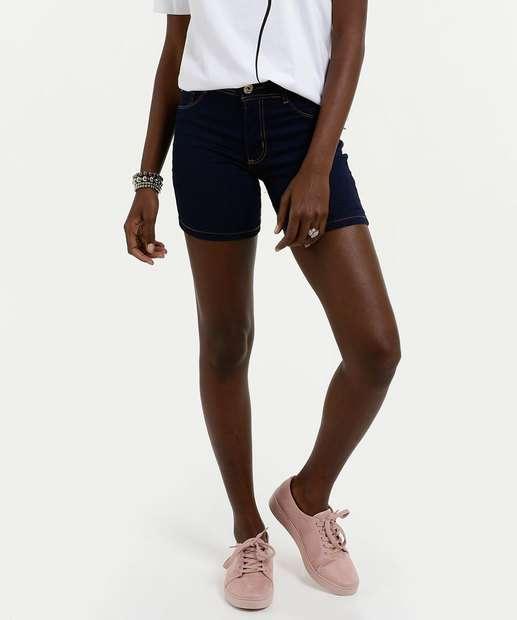 Image_Bermuda Feminina Jeans Stretch Cintura Média Biotipo