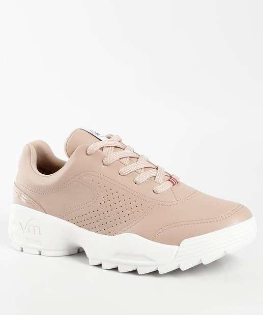 Image_Tênis Feminino Sneaker Tratorado Via Marte