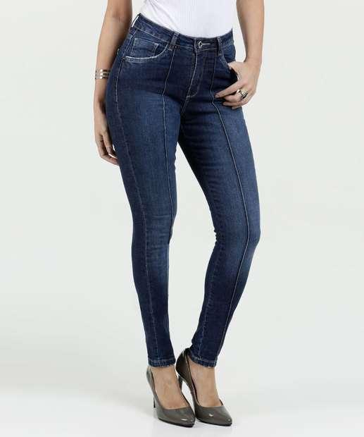 Image_Calça Feminina Jeans Skinny Razon