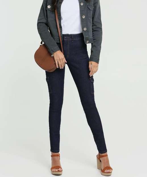 Image_Calça Jeans Skinny Cargo Feminina Biotipo