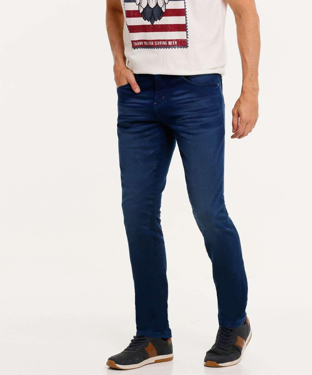 Calça Masculina Jeans Skinny Biotipo