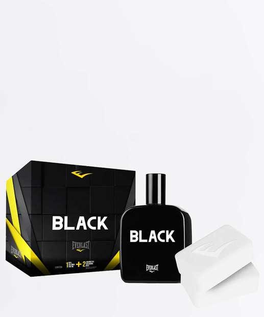 Image_Kit Masculino Perfume e Sabonetes em Barra Black Extreme Everlast