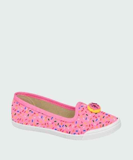 Image_Sapatilha Infantil Slipper Donuts Molekinha 2505124