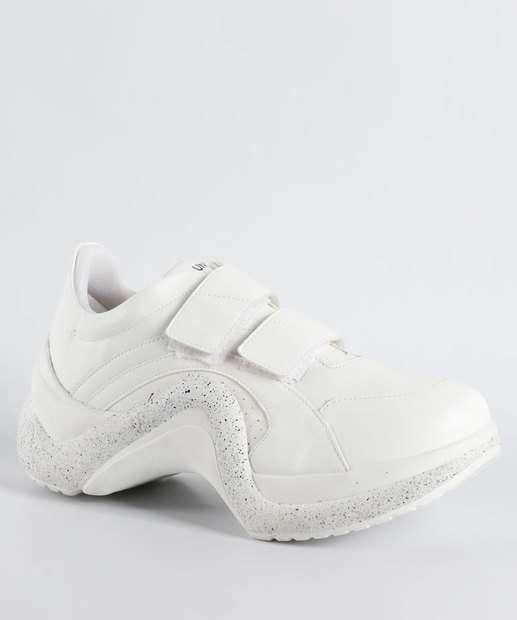 Image_ Tênis Feminino Chunky Sneaker Via Uno 374002 SEAVV