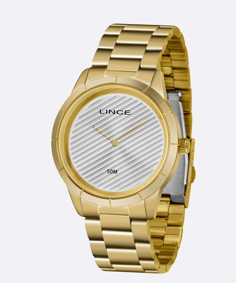 Relógio Feminino Lince LRG625L S1KX
