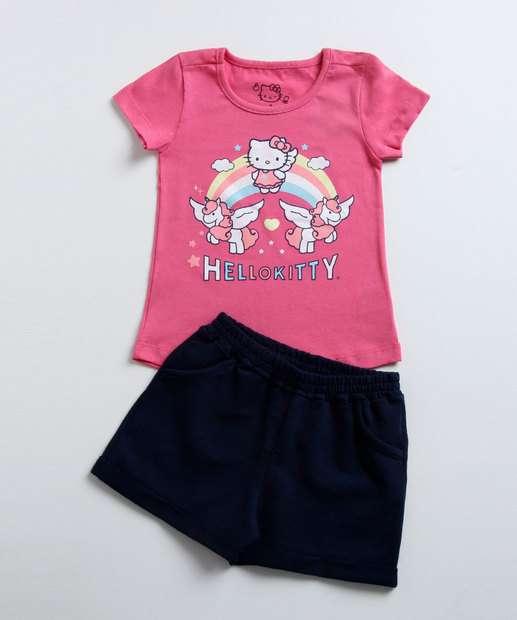 Image_Conjunto Infantil Estampa Hello Kitty Sanrio
